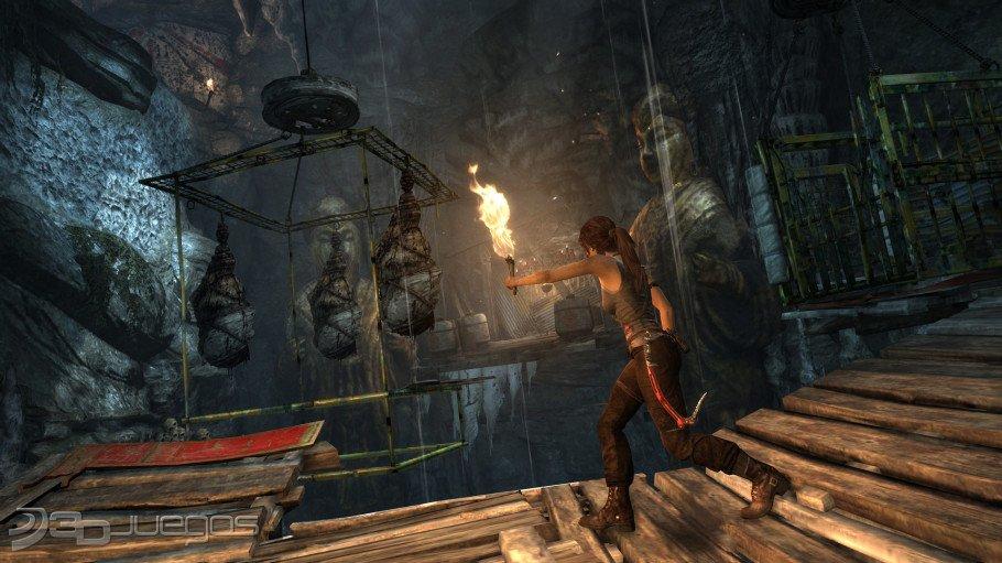 Imagenes Tomb Raider XBOX 360