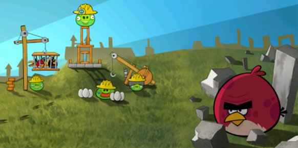 Los desarrolladores de versiones falsas de Angry Birds, Assassin's Creed y Cut the Rope para Android condenados a pagar
