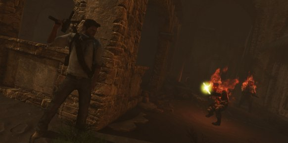 Uncharted 3 recibirá en marzo el modo cooperativo Shade Survival