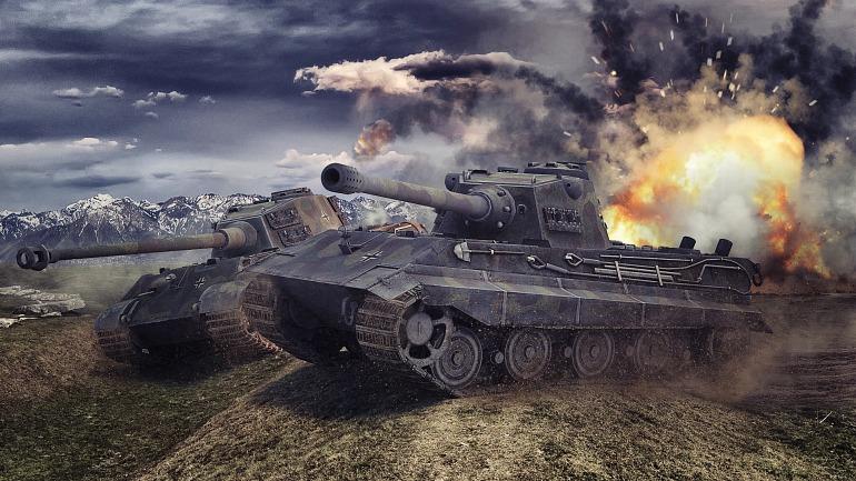 Wargaming descarta que planee World of Tanks 2