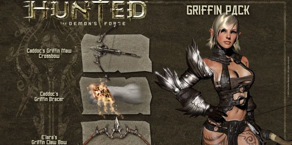 Bethesda desvela los incentivos para reservar Hunted: The Demon's Forge