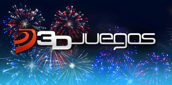 3DJuegos os desea un Feliz y Próspero 2011
