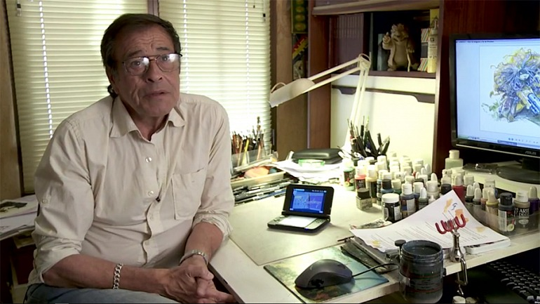 Fallece Alfonso Azpiri, legendario ilustrador de videojuegos _logos_y_personajes_-3808359