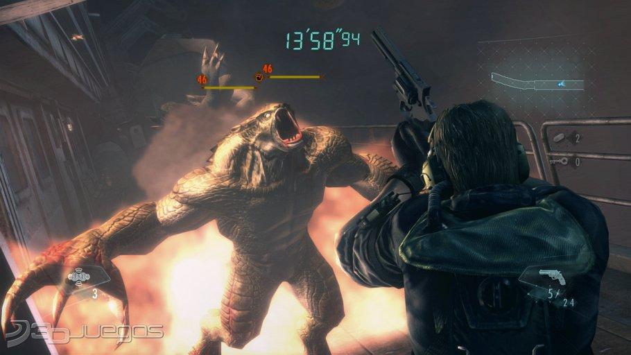 Resident Evil Revelations XBOX 360 Descargar