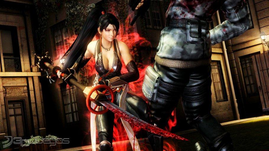 Imagenes Ninja Gaiden 3 Razor's Edge XBOX 360