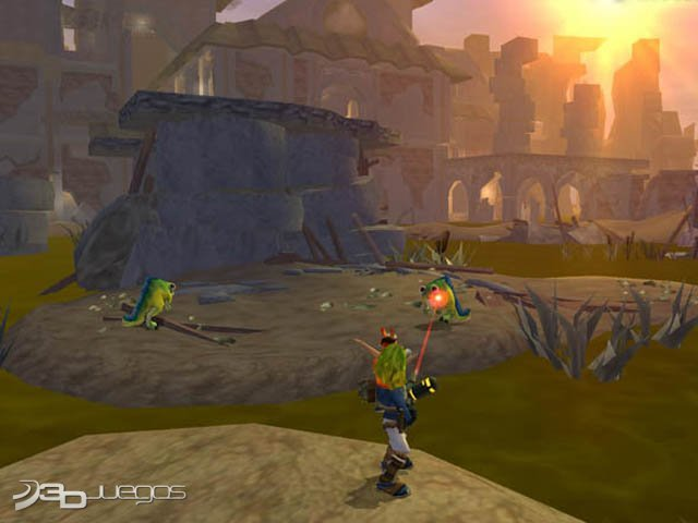 Jak And Daxter The Lost Frontier Ps2 Isos - eroticpoks