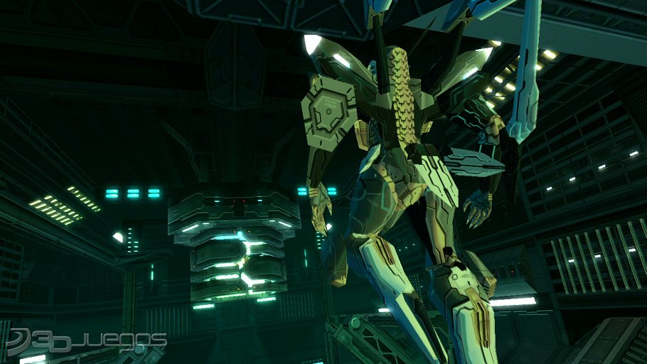 Imagenes Zone Of The Enders HD Collection XBOX 360