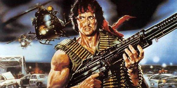El videojuego de Rambo será presentado durante la Gamescom de Alemania