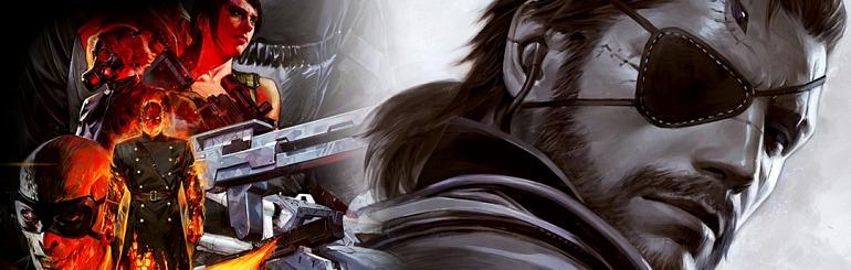 El ilustrador de Metal Gear no ha abandonado Kojima Productions