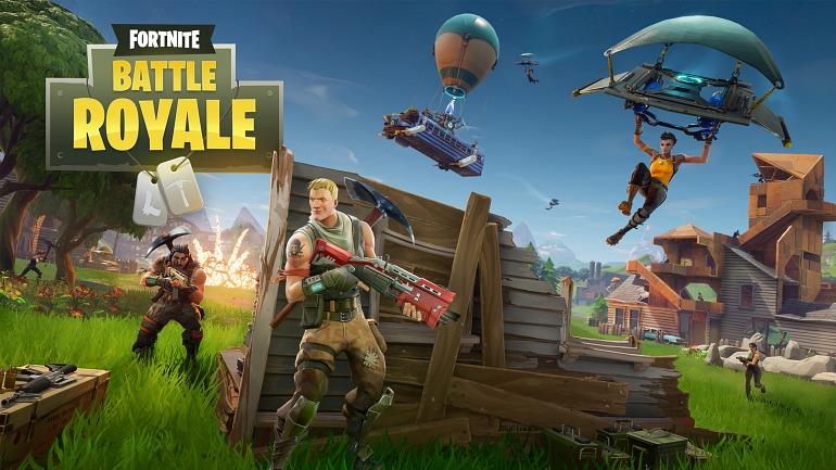Fortnite: Battle Royale alcanza los 811.000 usuarios simultáneos