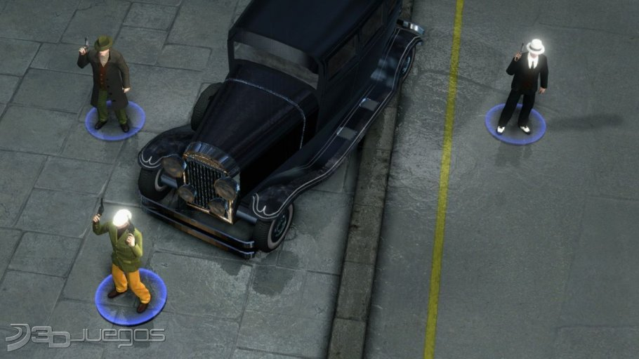 Imagenes Omerta City Of Gangsters XBOX 360