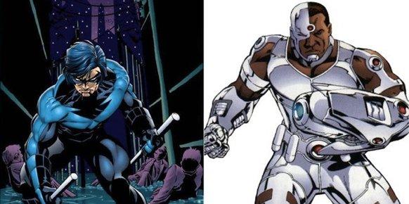 Injustice: Gods Among Us suma a Cyborg y Nightwing a su listado de personajes