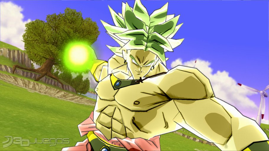 Imagenes Dragon Ball Z Budokai HD Collection 360