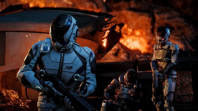 Mass Effect Andromeda no tendrá más actualizaciones en su modo historia