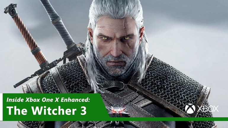 "The Witcher 3 será ""visualmente impresionante"" en Xbox One X"