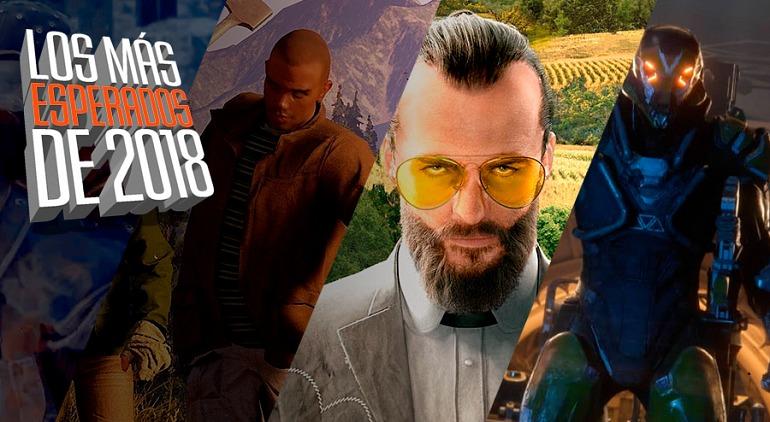 Los juegos shooter más esperados de 2018