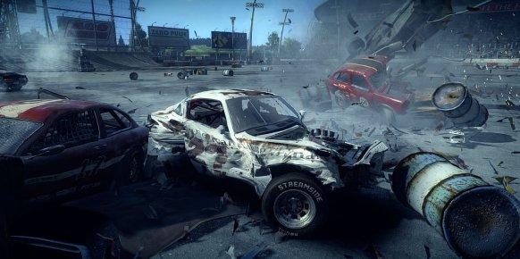 Next Car Game, lo nuevo de Bugbear, cancela su campaña en Kickstarter