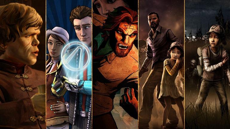TellTale Games despiden a una cuarta parte de su plantilla