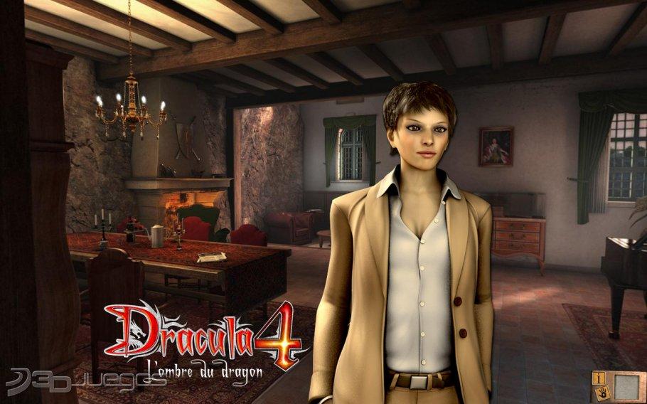 Dracula 4 The Shadow Of The Dragon PC Descargar ESPAÑOL