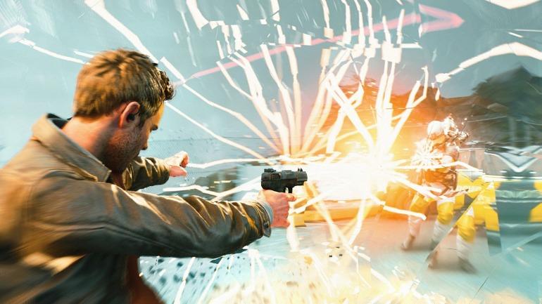 Quantum Break ya supera los 100GB con su parche Xbox One X